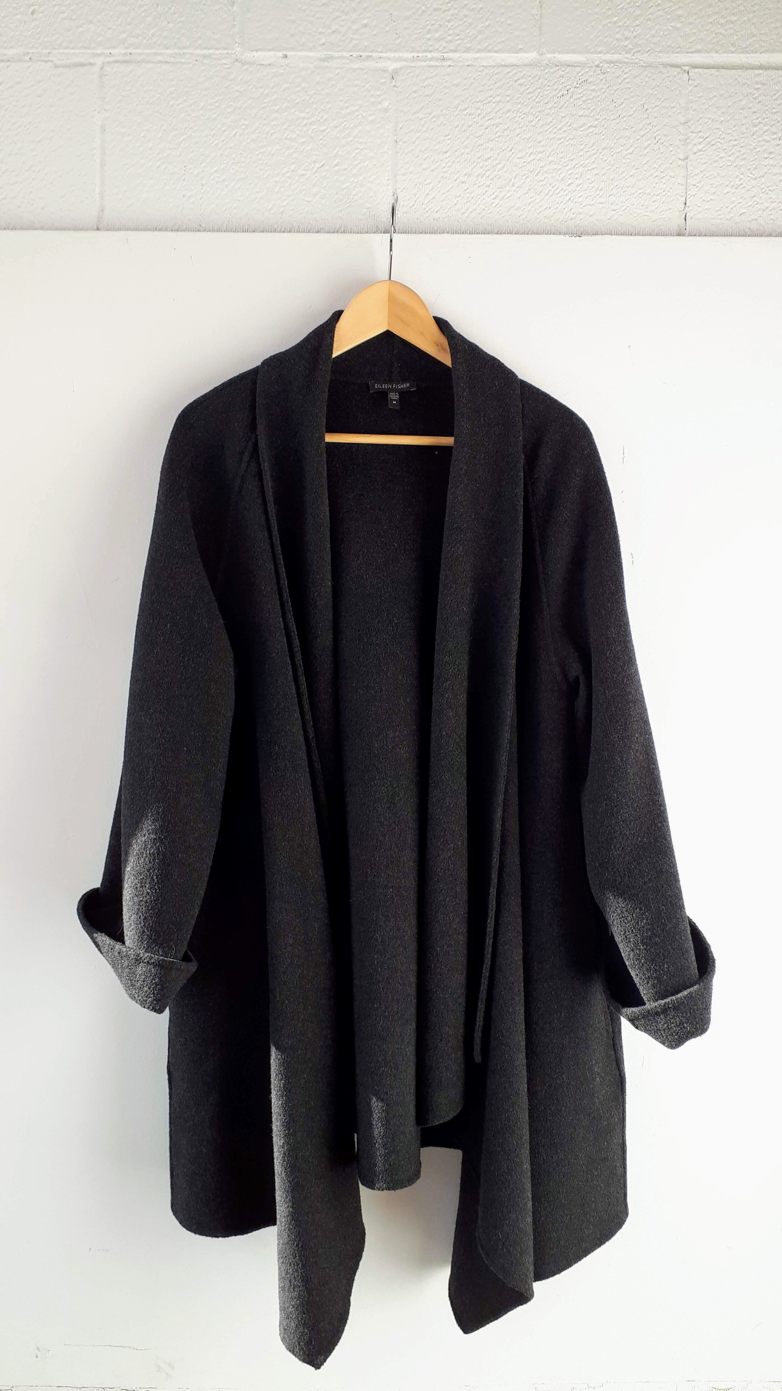 Eileen Fisher; Size M, $74