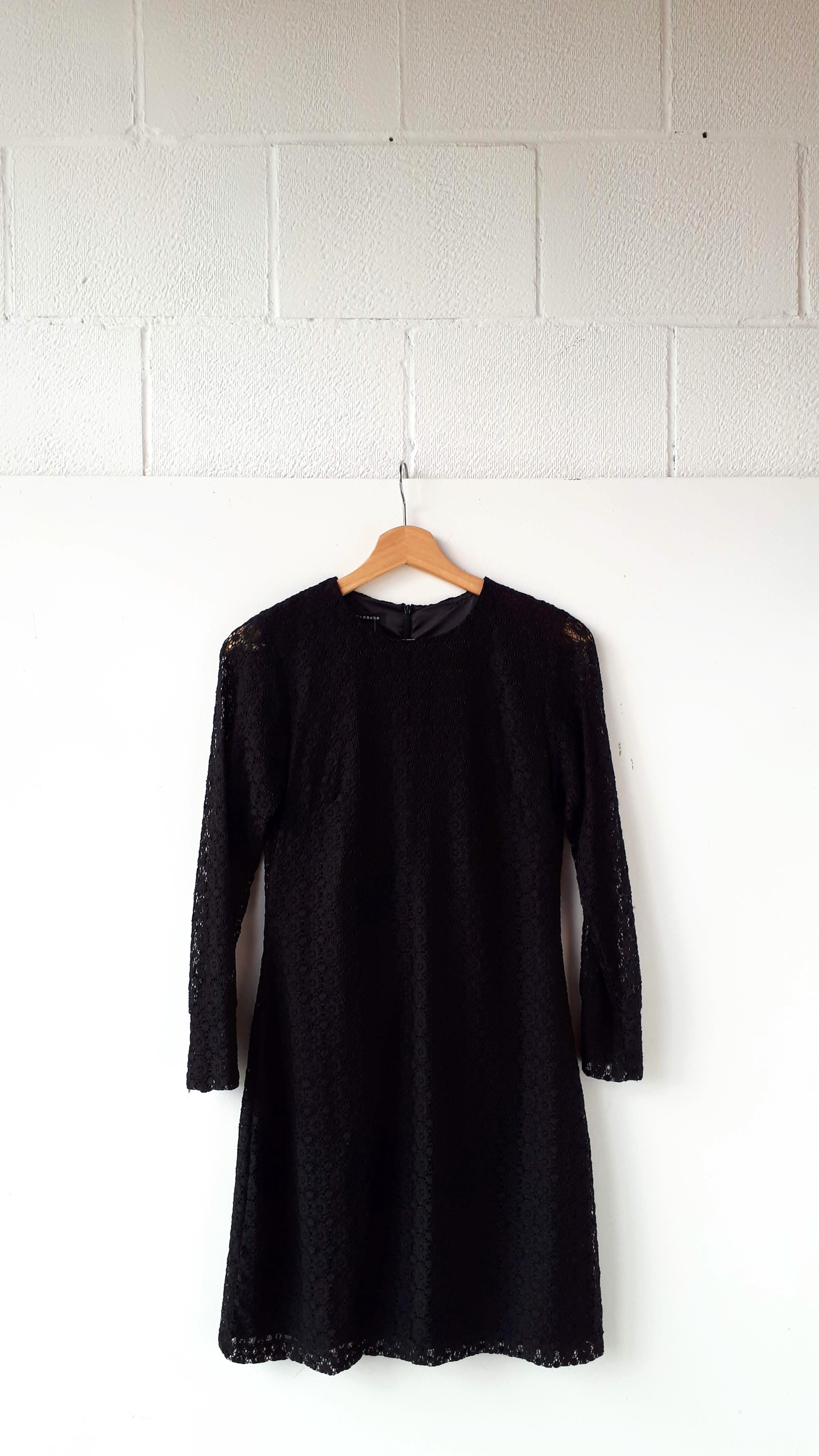 Cinder + Smoke dress; Size 4, $42