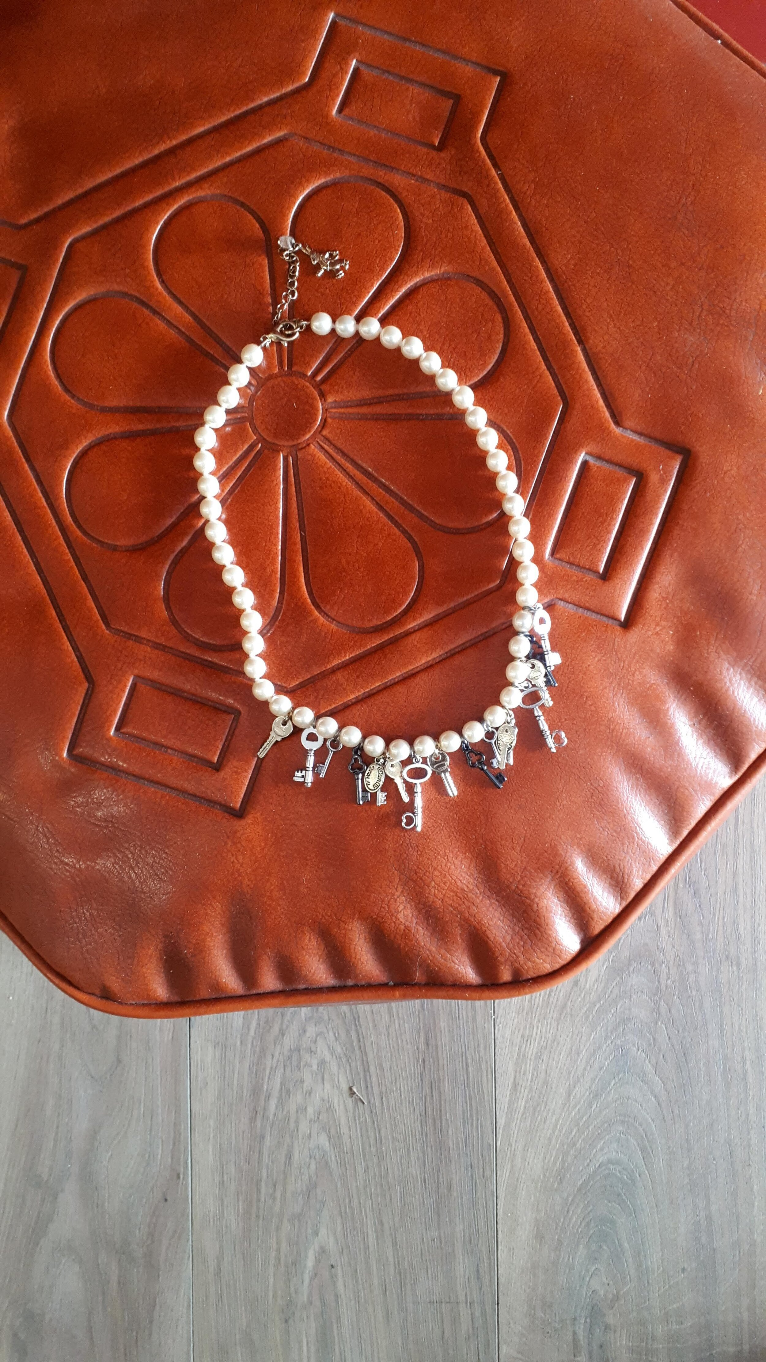 Paul Smith necklace, $48