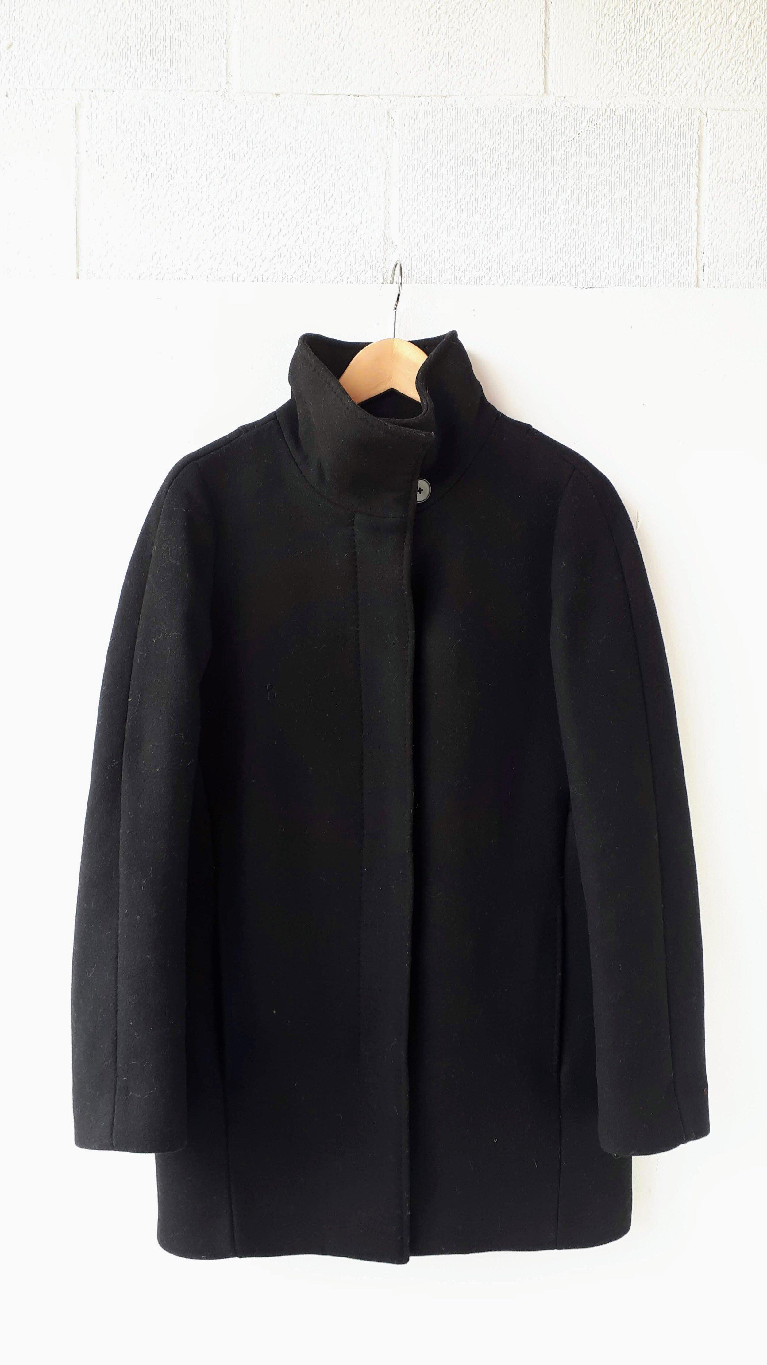 Babaton coat; Size S, $65
