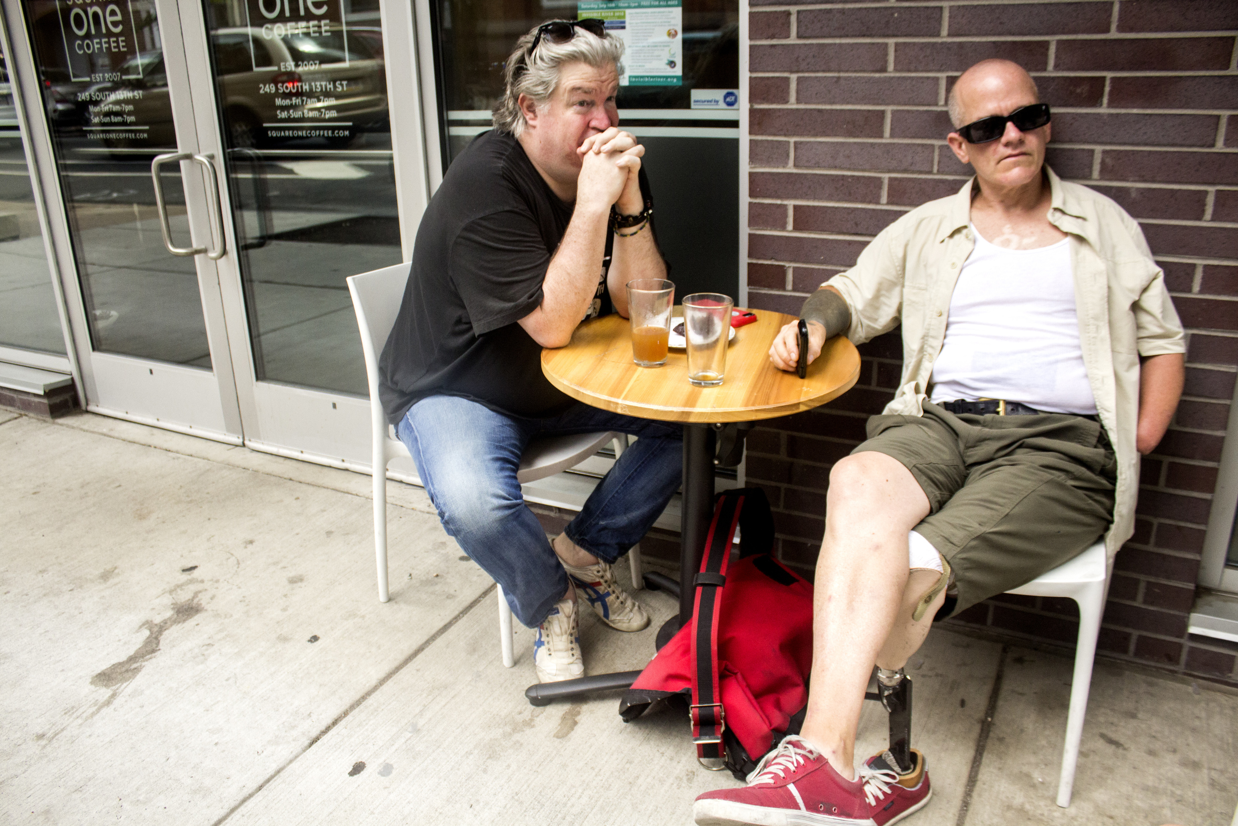 Sean & Michael | Philadelphia | July 1