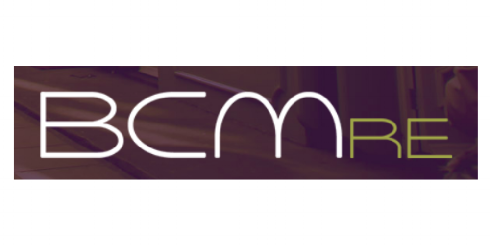 BCM real Estate - BCM Real Estate gave us free office space for nine months when we launched in 2016.