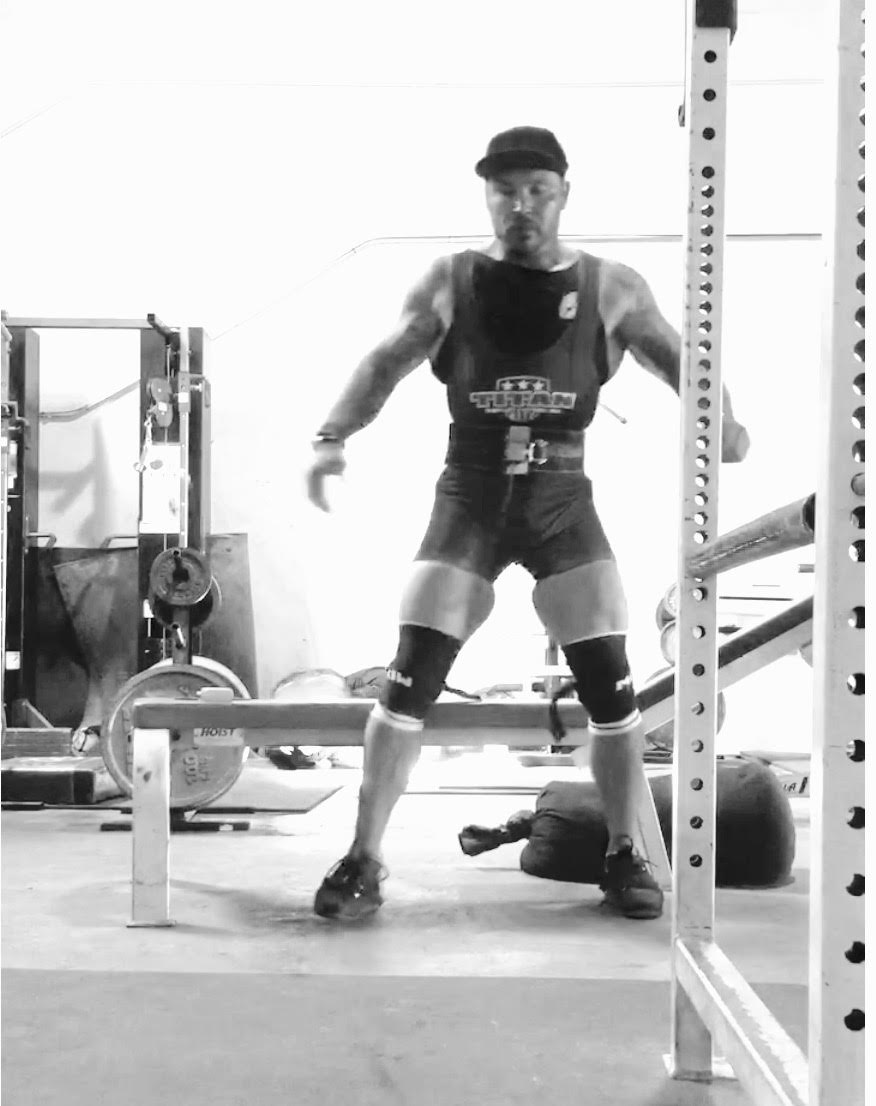 iron warrior gym Owner / Trainer, Seth lee