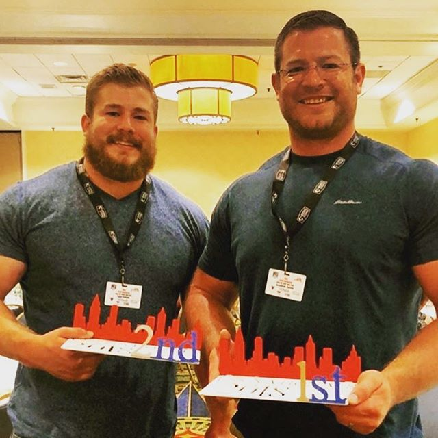 Best of luck to IWG Strongman Jon Cotton and his brother Tyler competing in Finland this weekend at the SCL Finnish Open!  These guys are the only two representing the US at this event. We will be cheering you on from back home! - - @cottonsense @lilmelliemel @tycott @iron_warrior_strongman  #strongman #strongmanchampionsleague #IWG #ironwarriorgym #ironwarriorstrongman #HereComeTheCottonBrothers #cottonstrong