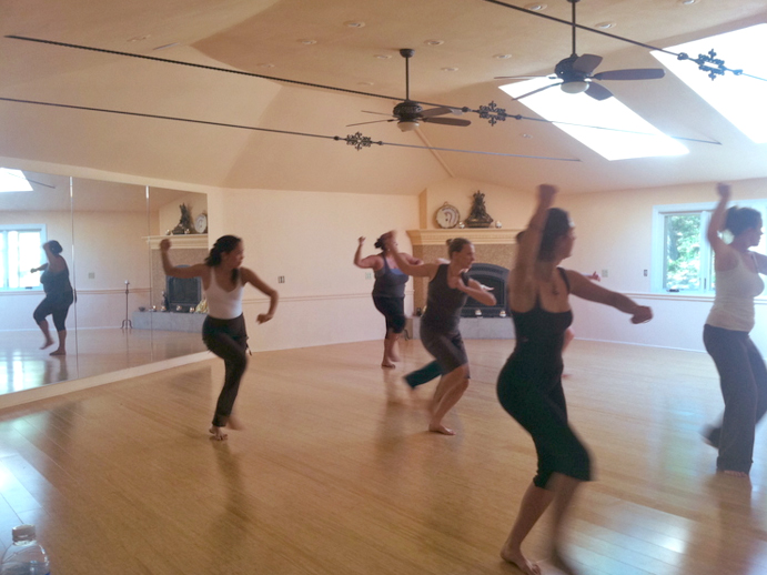 Afro Cuban Dance with Kimberly Miguel Mullen