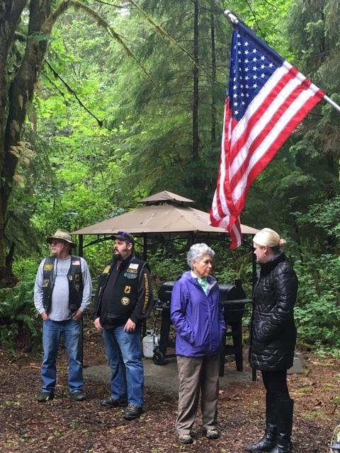 Healing Hearts in Hope Veteran's Retreat