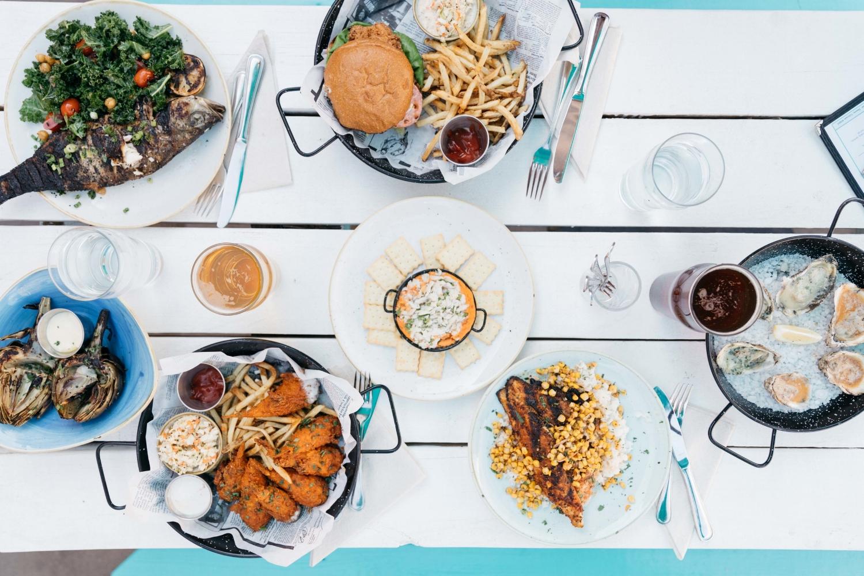 Jimena-Peck-Denver-Food-Photographer-Fish-N-Beer-FullTable