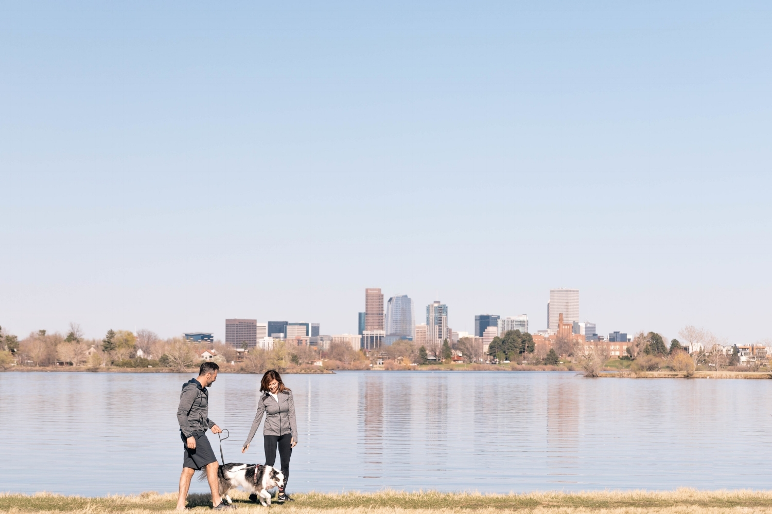Jimena-Peck-Denver-Lifestyle-Editorial-Photographer-Lakehouse-Denver-Walking-The-Dog