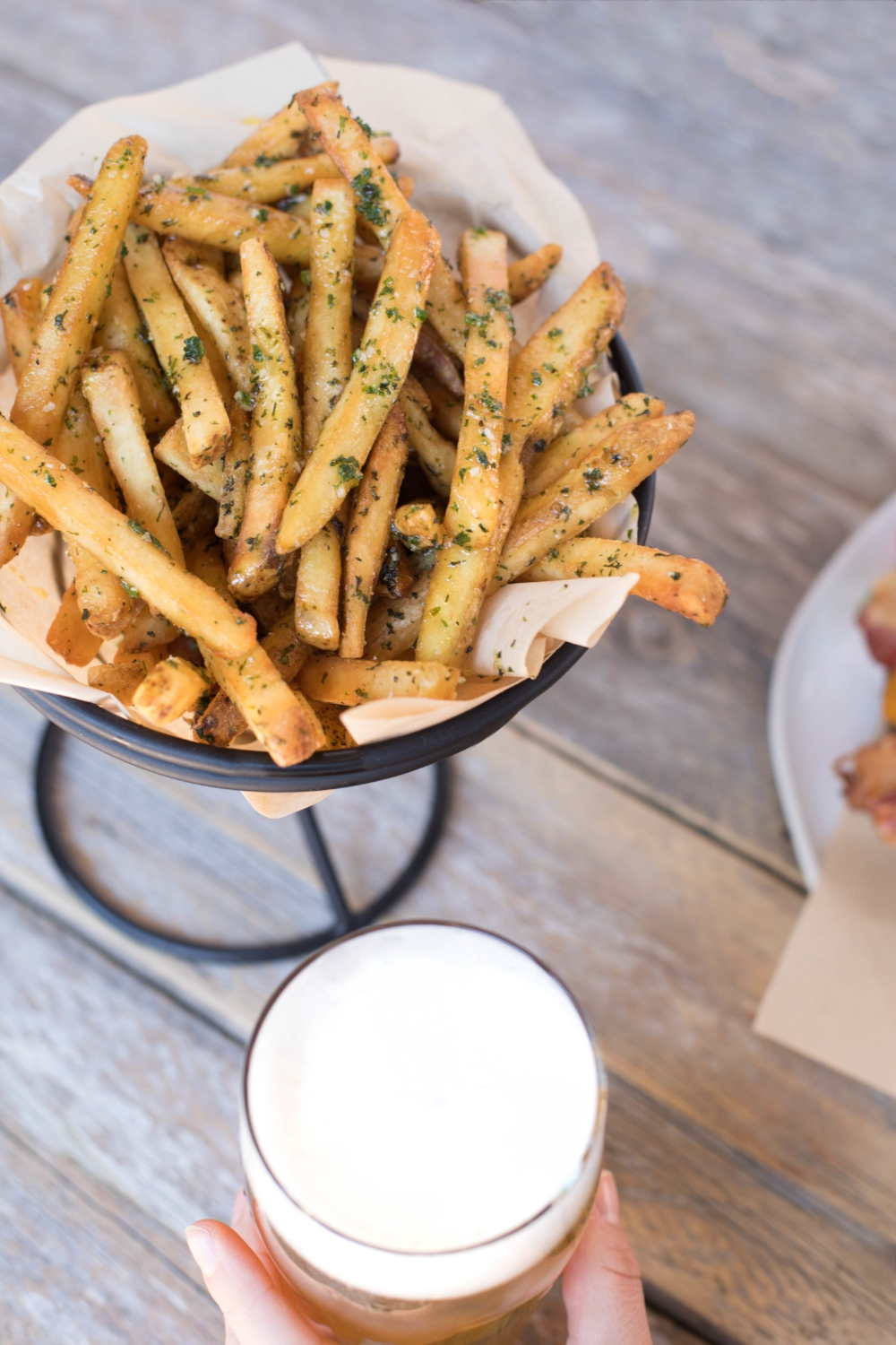 Jimena-Peck-Denver-Food-Photographer-Gordon-Biersch-Brewery-French-Garlic-Fries