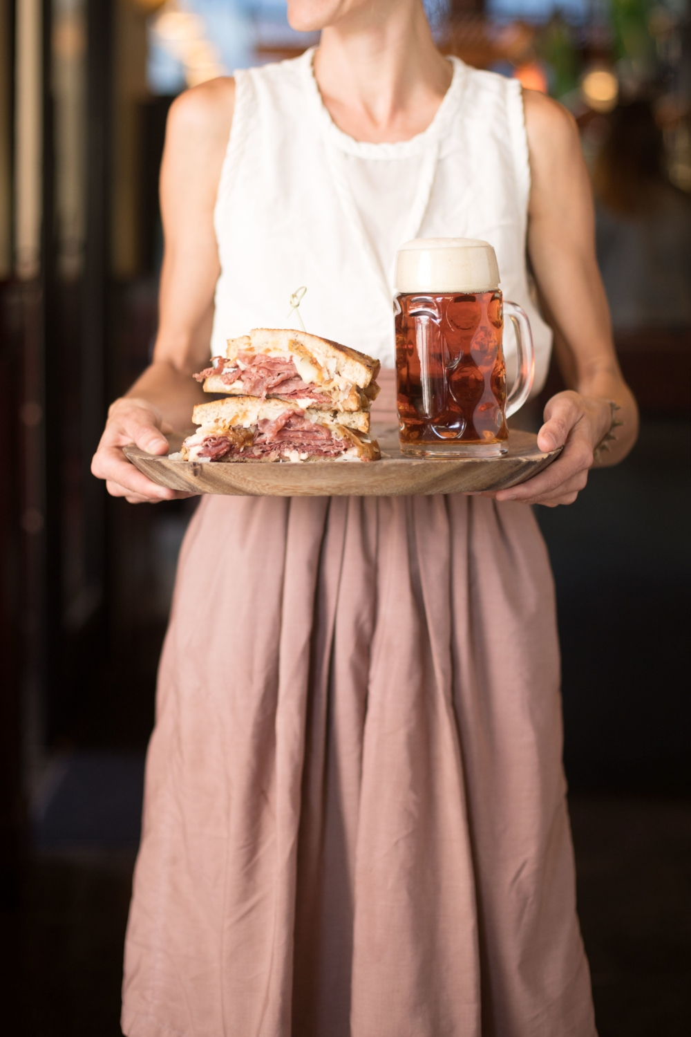 Jimena-Peck-Denver-Food-Photographer-Gordon-Biersch-Brewery-Sandwich-Beer-Chop