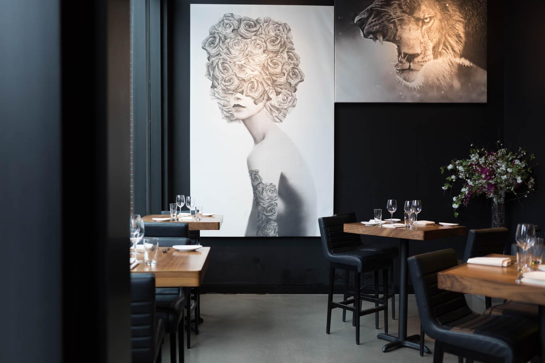Jimena-Peck-Denver-Food-Editorial-Photographer-STK-Denver-Art-Dinning-Room