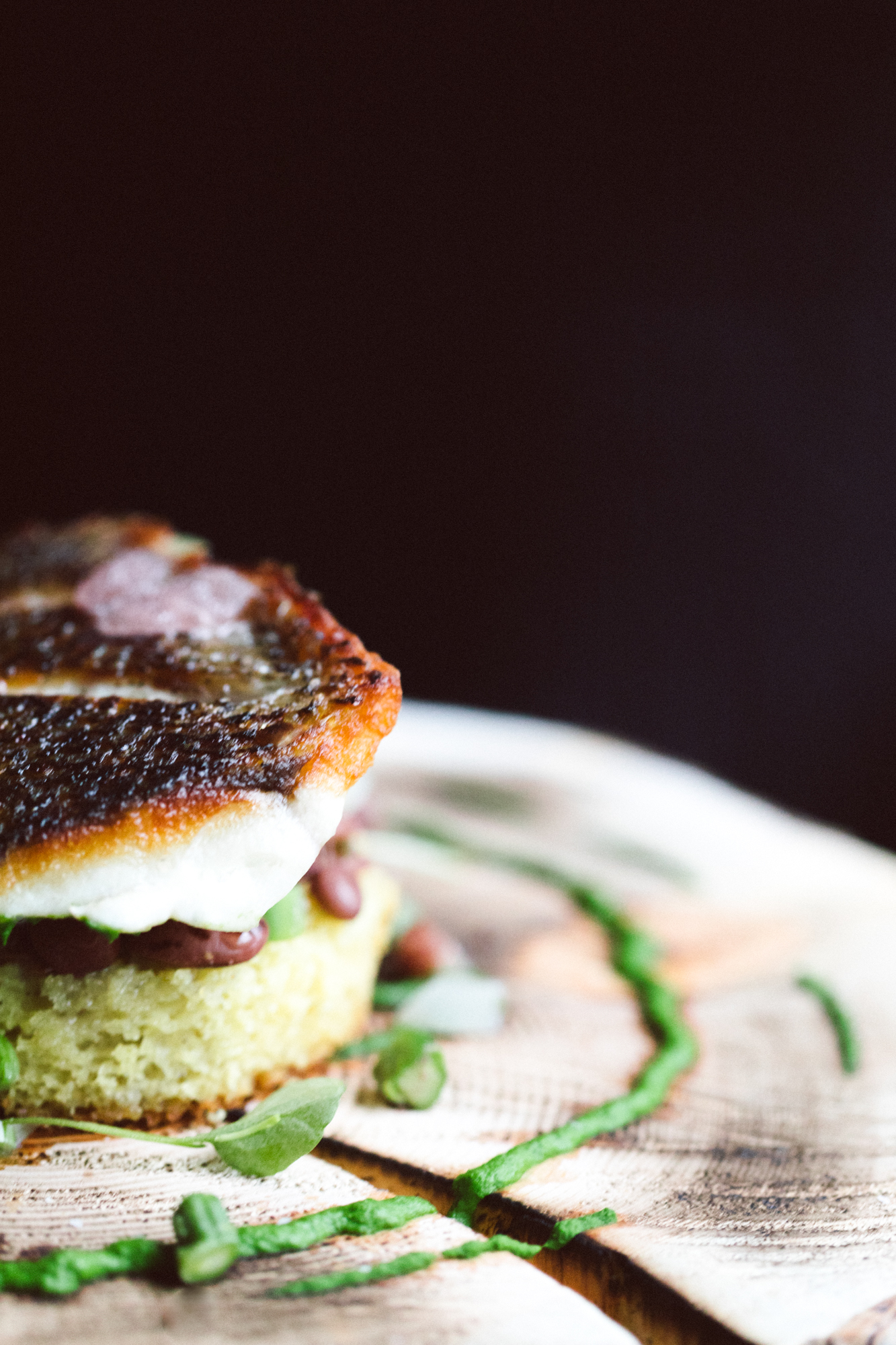 Jimena Peck Denver Lifestyle Food Photographer Thistle and Mint Fish Dish