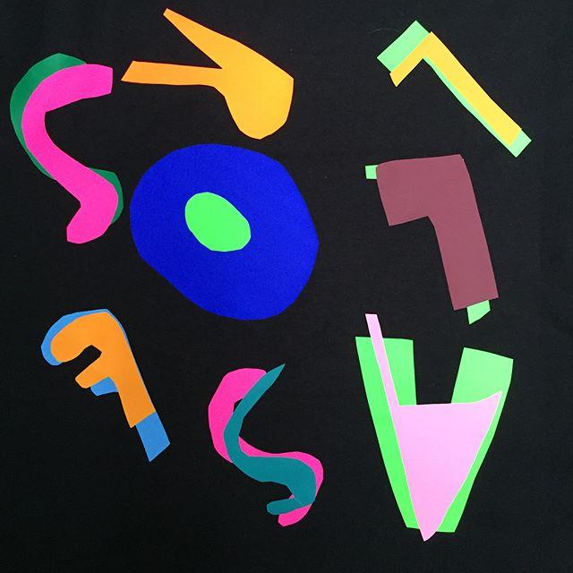 T-shirt making at Allsorts today some great things.... @heartnsoulpics #allsorts #tshirtdesign #cutouts