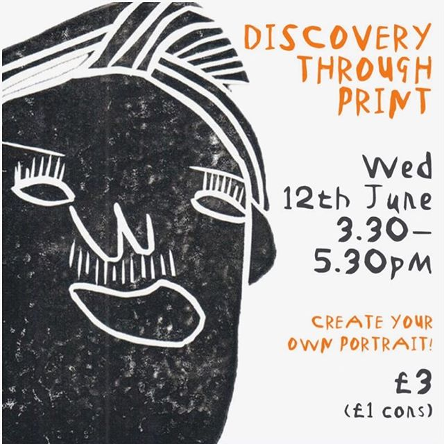 Our friends over at @submittolovestudios @headwayeastlondon are taking part in Creativity and Wellbeing Week their members are running two printmaking workshops next week on Wednesday 12th  and Thursday 13th June at their studio in East London. Visit www.headwayeastlondon.org/events/ to book your place and find out more!