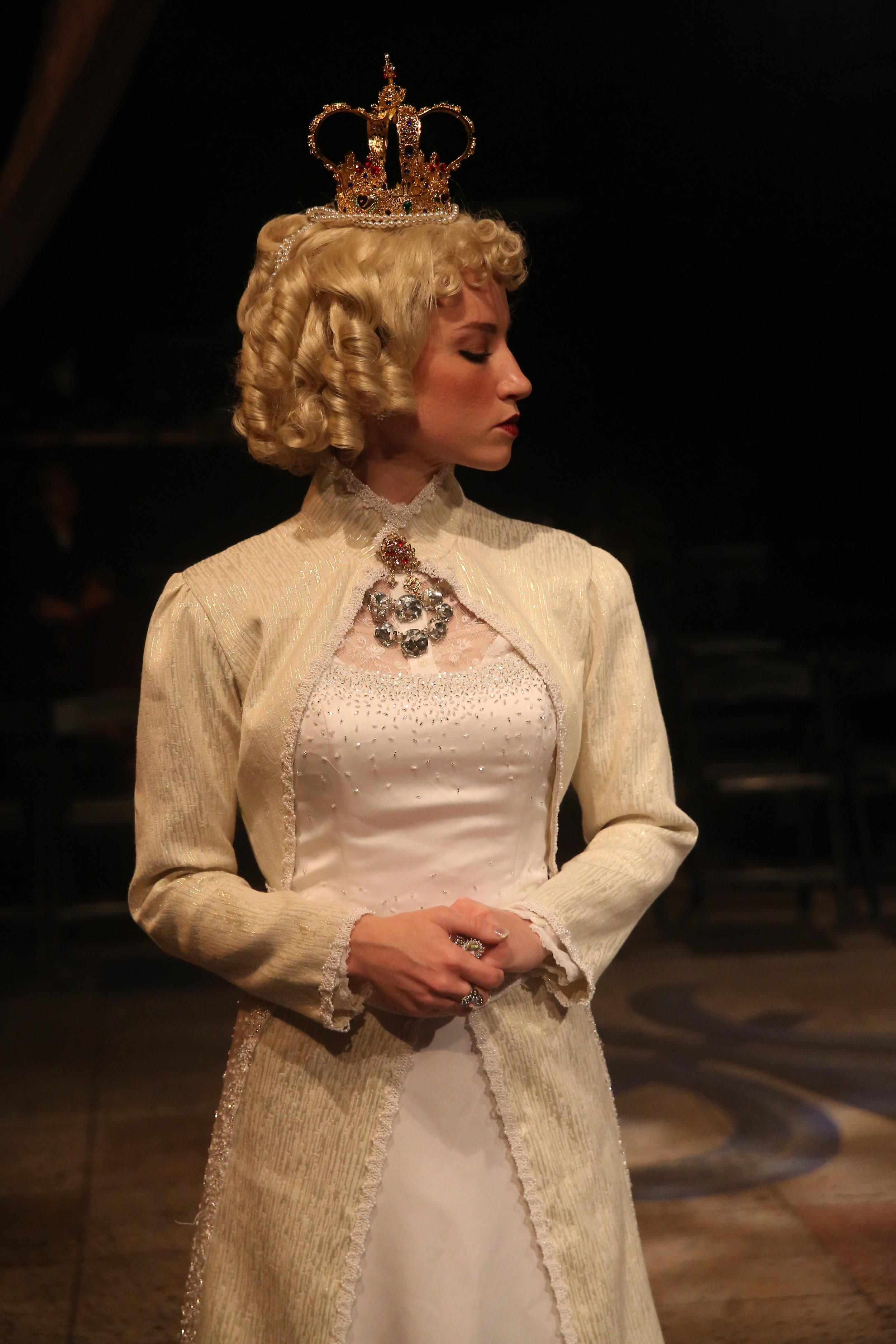 Her Majesty, Queen Anne.