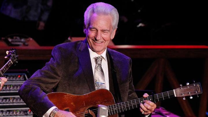 Del McCoury was chosen by Woody Guthrie's family to complete some of his unearthed songs. Terry Wyatt/Getty Images  Read more: http://www.rollingstone.com/music/features/del-mccoury-handpicked-by-woody-guthries-family-to-finish-lost-songs-20150520#ixzz3yw75cOYl  Follow us: @rollingstone on Twitter | RollingStone on Facebook