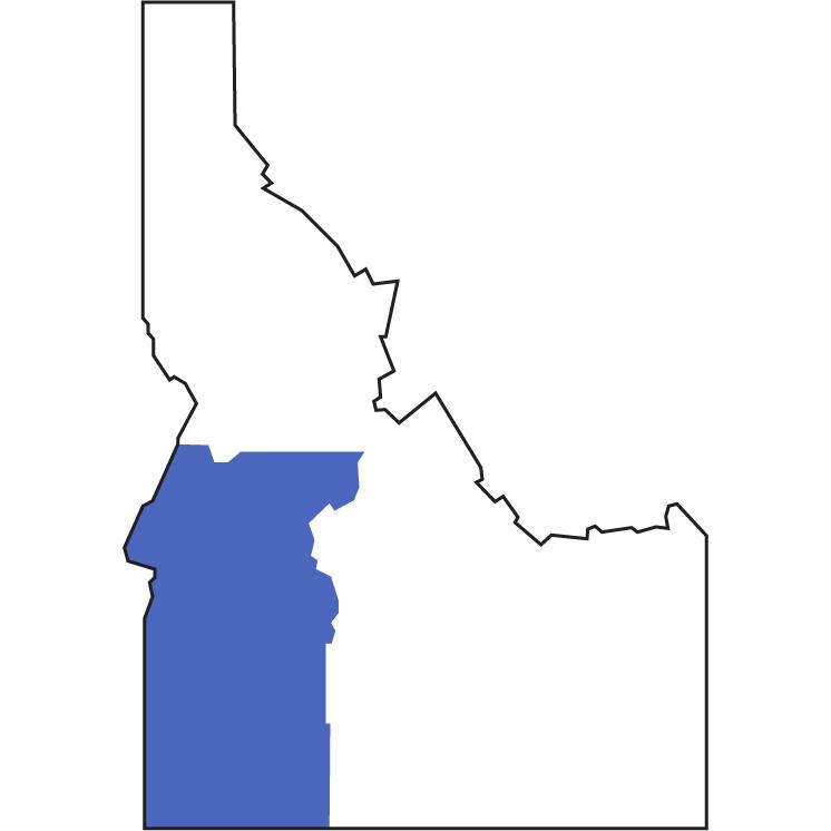 Southwest Idaho