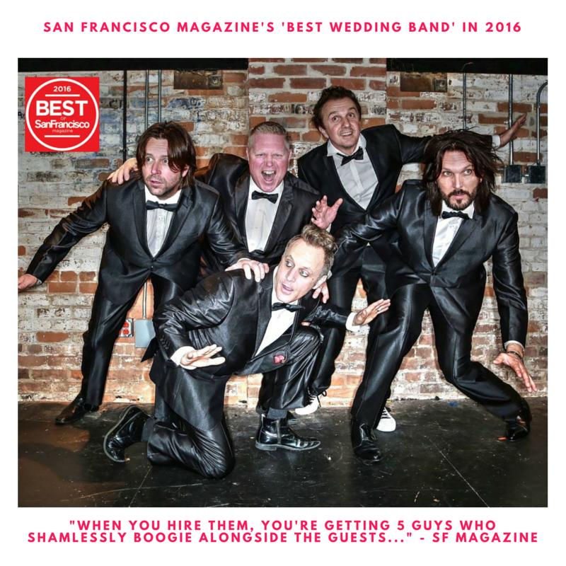 Best Wedding Band San Francisco
