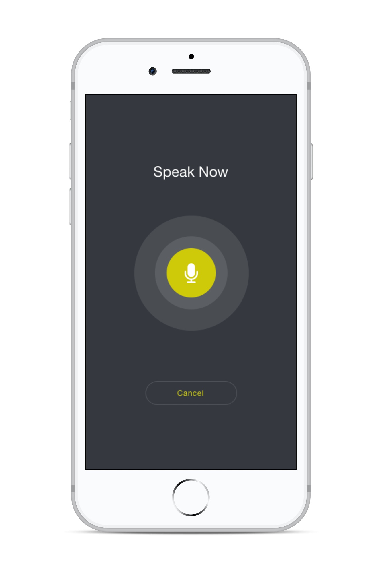 Experience responsive voice commands