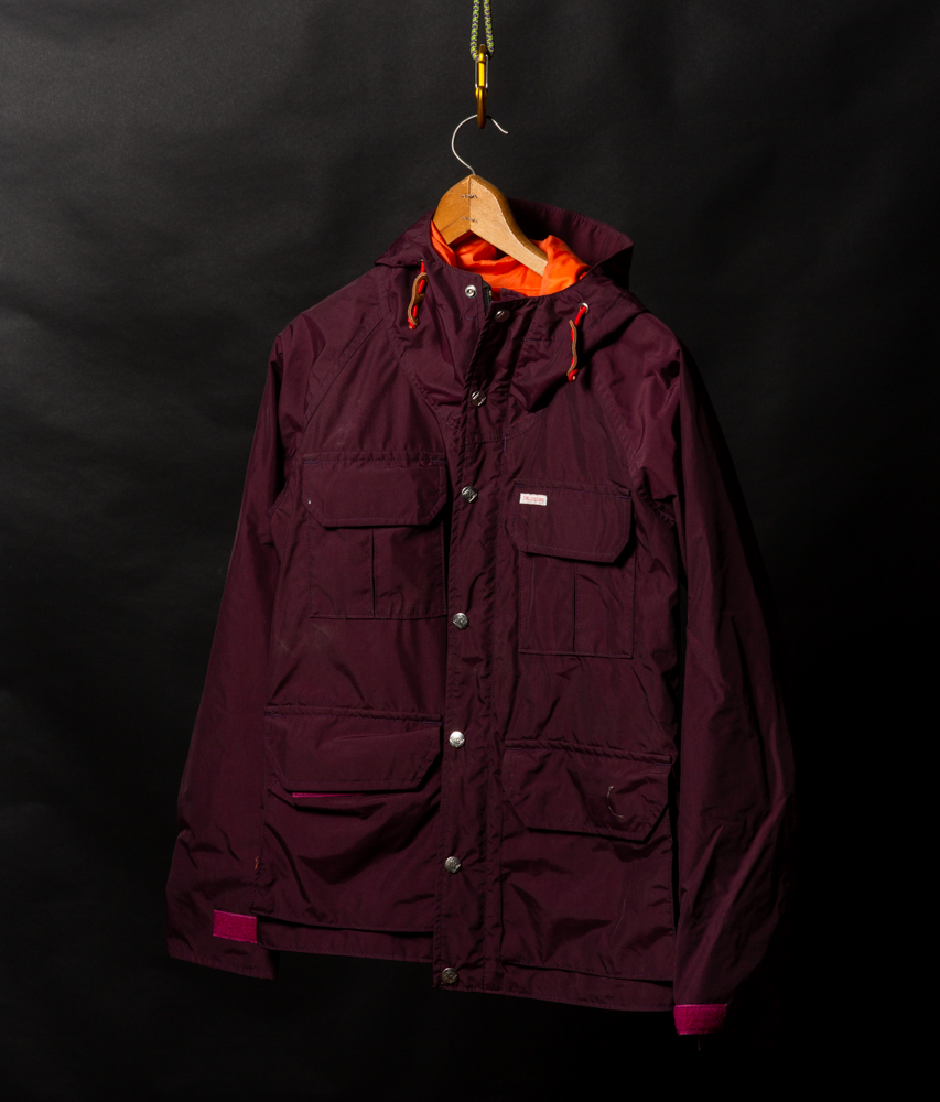 Topo Designs Rain Coat Sz. Small | $35 - Worn gently in a few rainstorms.