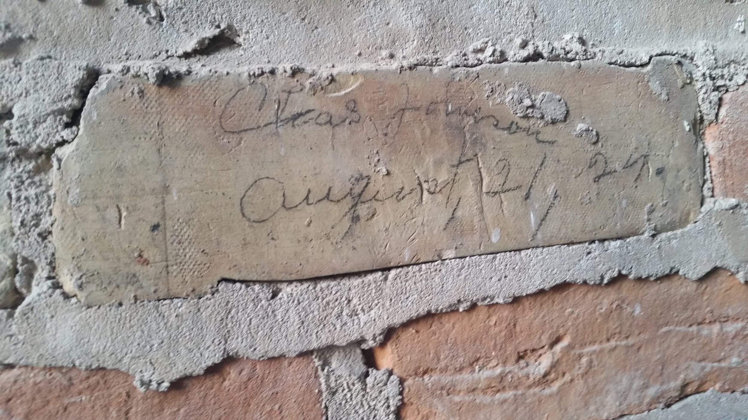 Signed brick from 1924.jpg