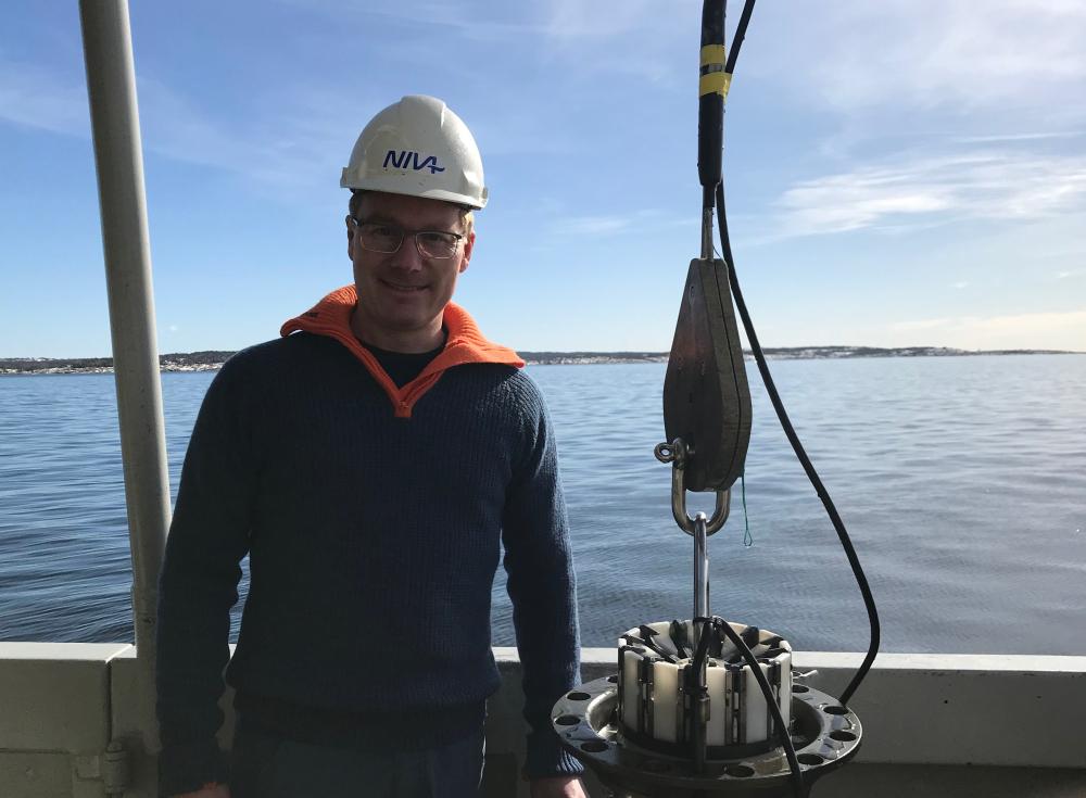 Trond Kristiansen recently joined the Farallon Institute team.