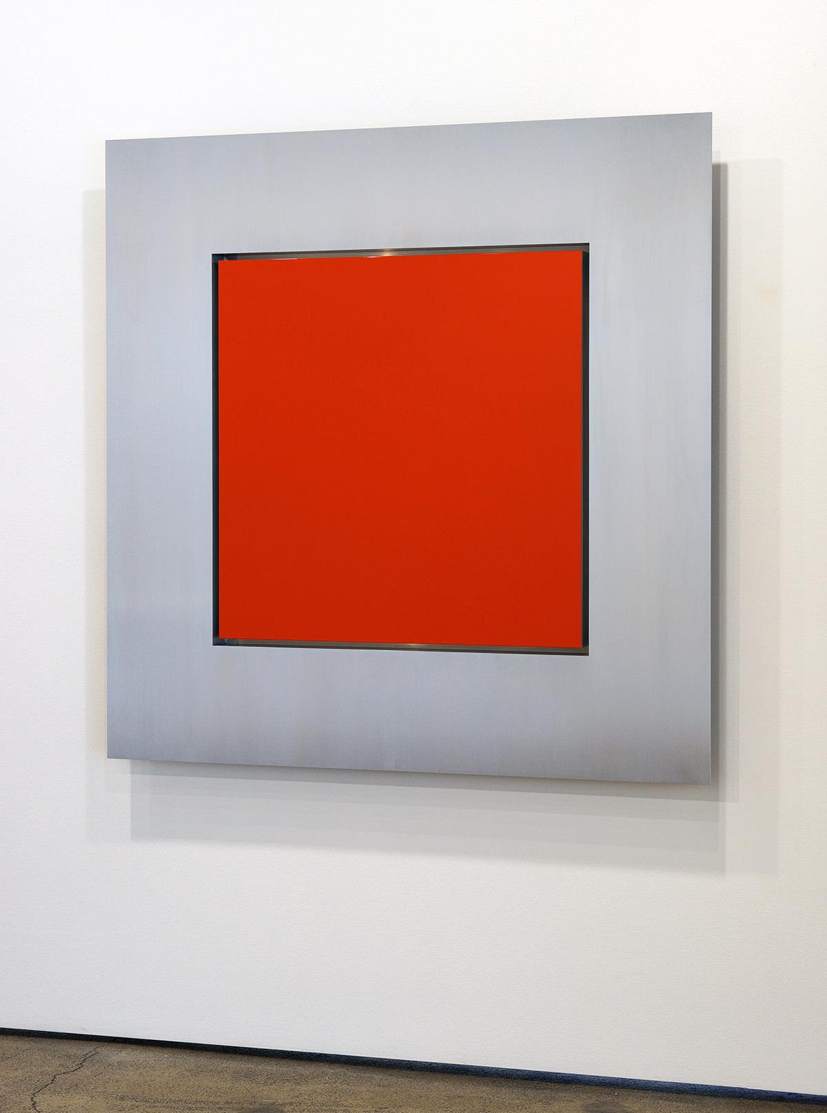 Square Monochrome Painting