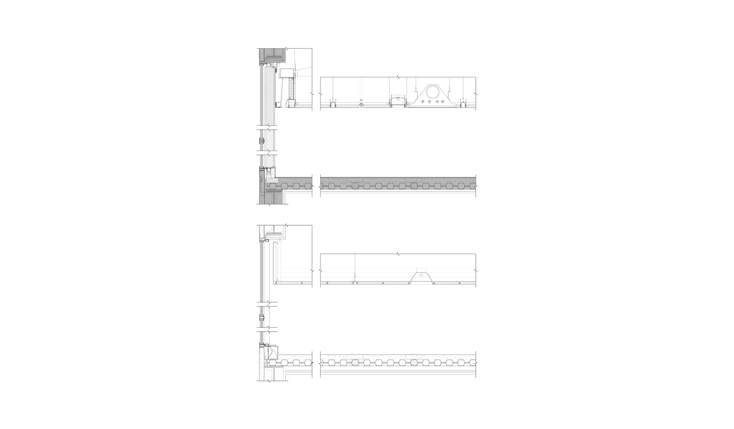 Wall Section, Building Systems Improvement