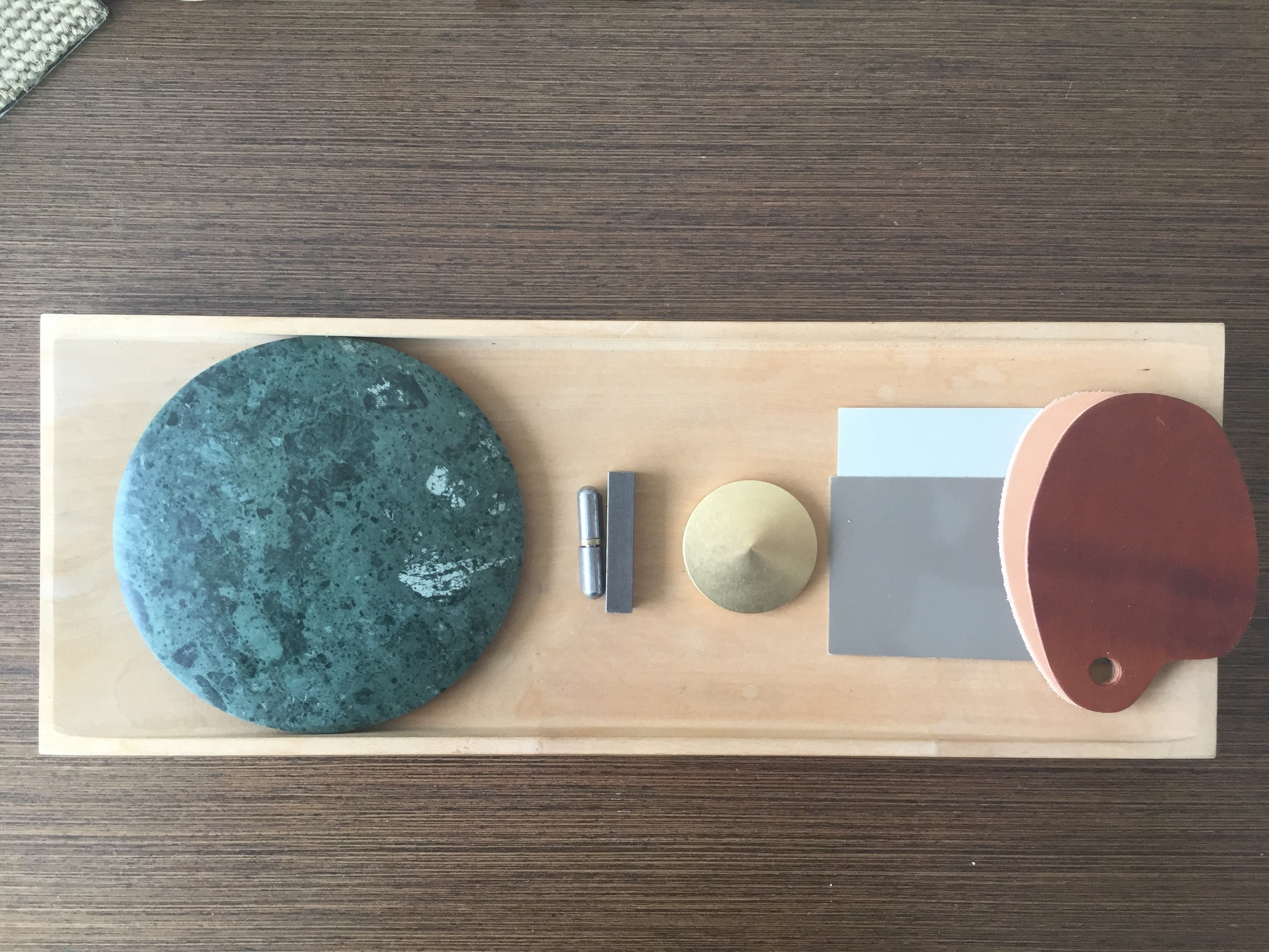 Material Palette FSC