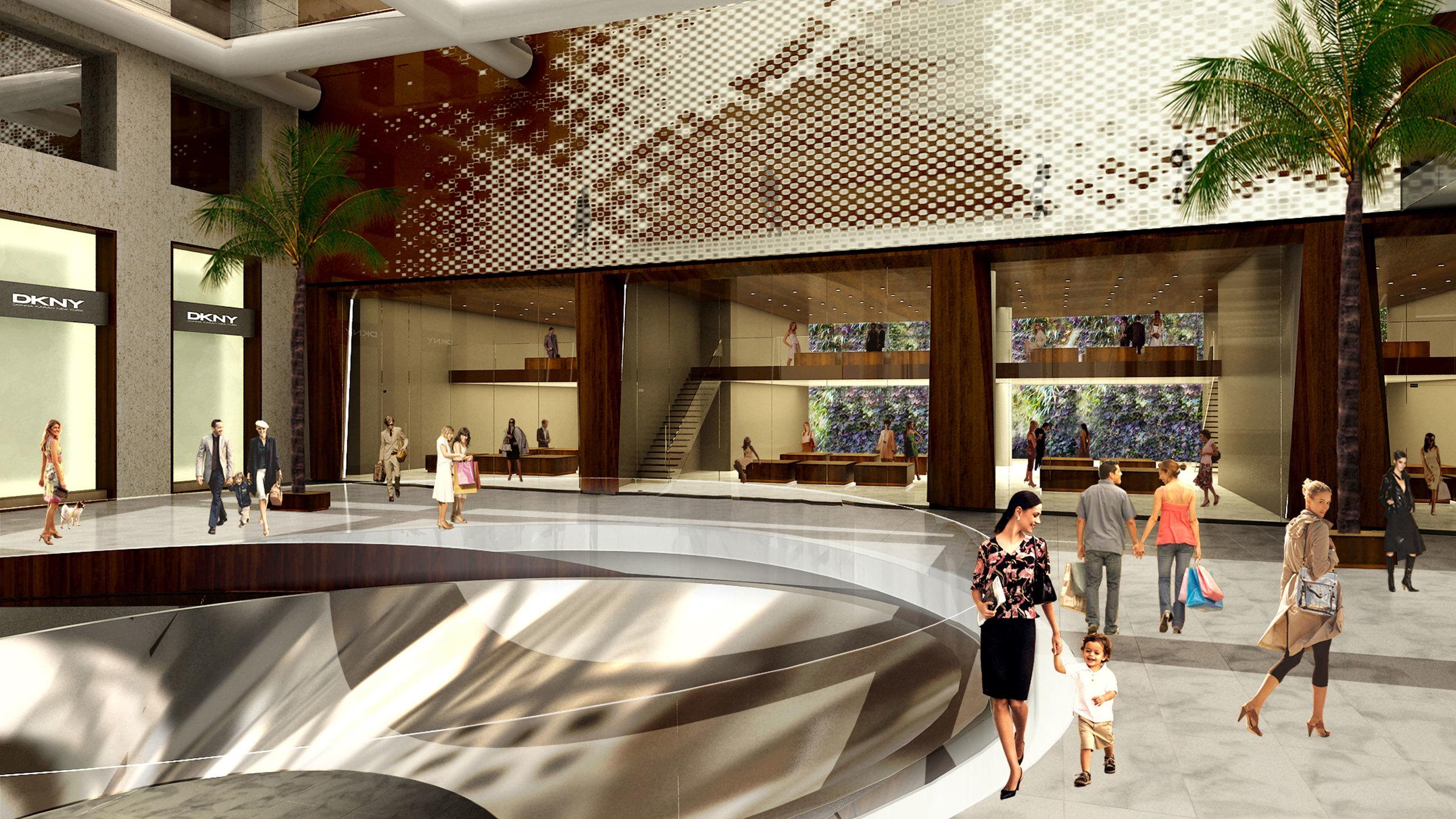 Main Interior Plaza