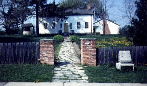 laura secord's homestead in queenston.