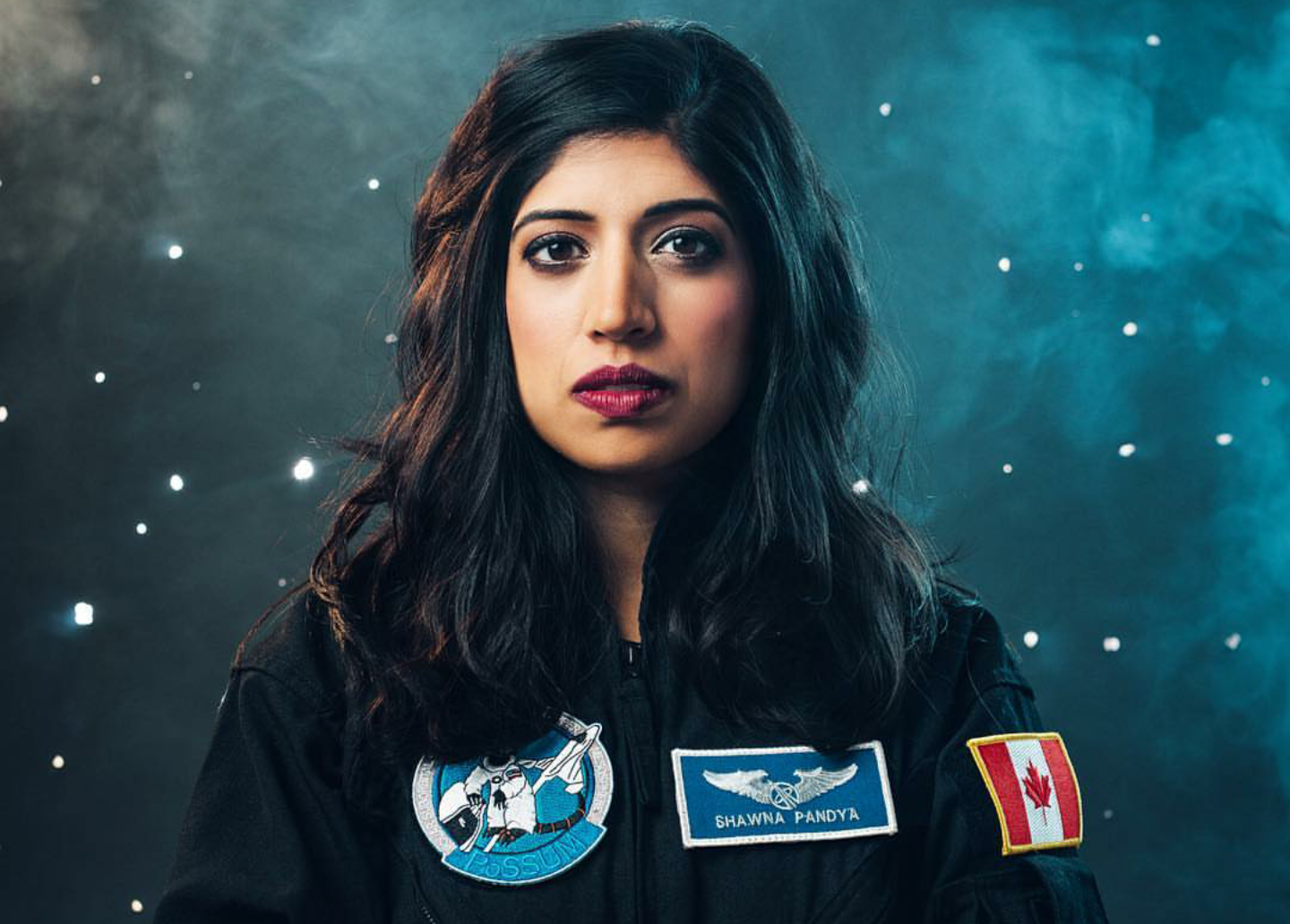 Dr. Shawna Pandya, Physician, Astronaut, Black Belt, Entrepreneur   Dr. Shawna Pandya is a physician, speaker, martial artist, citizen-scientist astronaut candidate with Projects PoSSUM & PHEnOM , and prime crew aquanaut with Project Poseidon . She holds degrees in in neuroscience (BSc Hons.Neuroscience, University of Alberta), space (MSc Space Studies, International Space University), entrepreneurship (Graduate Studies Program, Singularity University) and medicine (MD, University of Alberta), and is currently completing a fellowship in Wilderness Medicine.