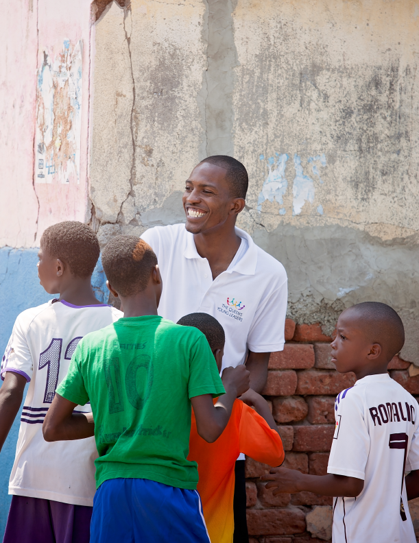 When he was 12 years old, JA alumnus Jerome Cowans experienced how vulnerable the children in his Kingston, Jamaica, community were when his good friend was killed violently. The next year, Jerome co-founded Leaders Endeavouring for Adolescent Development (LEAD), devoting himself to helping the next generation of young people have better access to education, reduce their economic and educational vulnerabilities, and take advantage of personal-development opportunities.