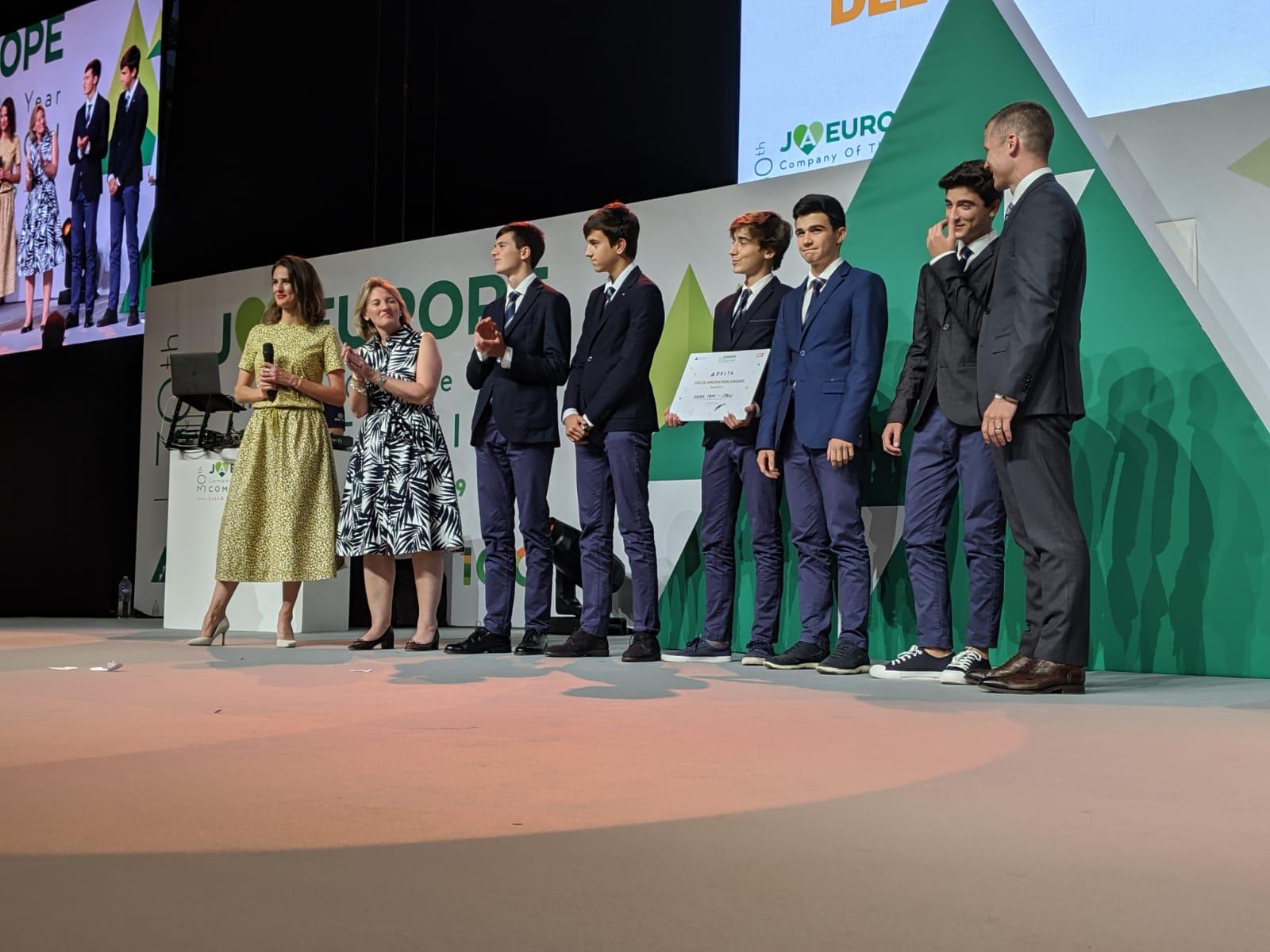WaterSave, winner of the 2019 Delta Innovation Award.