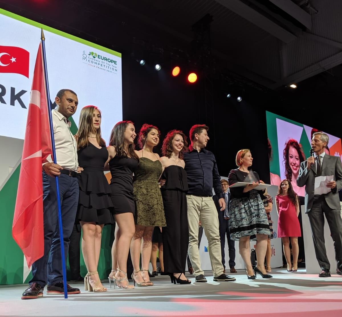 Entella Company from Turkey.