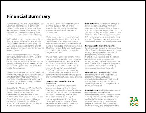JA Worldwide Annual Report 2018 – Financial-2.jpg
