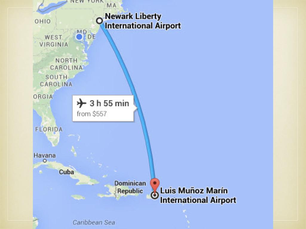 On Monday, March 5, 2018, the members of the Puerto Rico Partnership Taskforce traveled to San Juan, Puerto Rico.