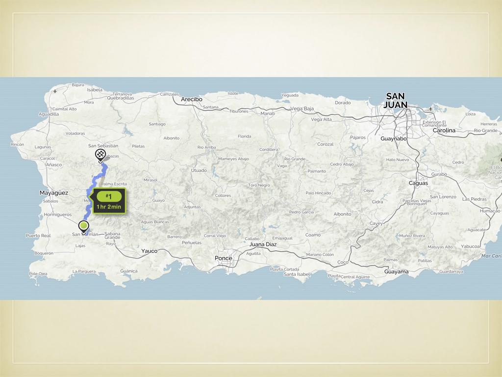 On Wednesday, Stephen, Amaury, and José traveled to the El Guacio presbyterian camp.