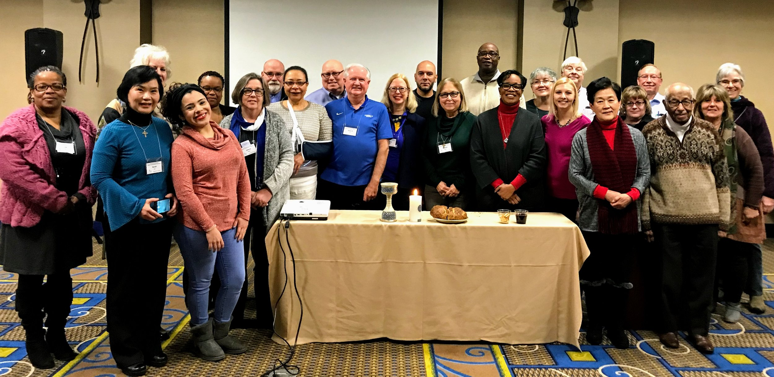The 2019-2020 Synod Mission & Ministries Commission