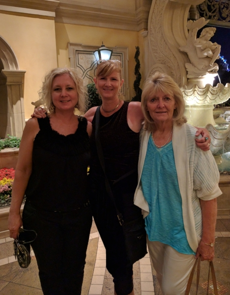 Carolyn Russell, middle, has worked at Orchard Nursery & Florist for over 27 years.