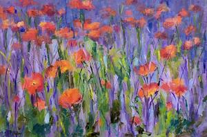 Paula Riley Oil Paintings