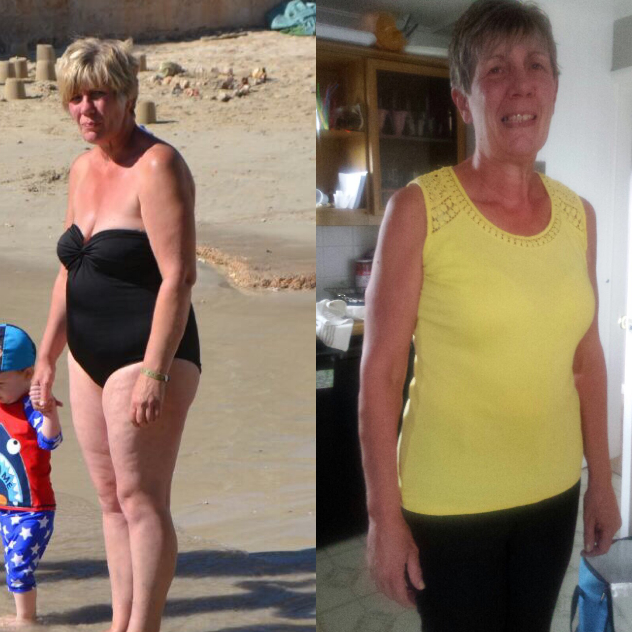 Alyson has lost over 2 stone with us in just 12 weeks. This was done by managing diet and exercise around running a small business.