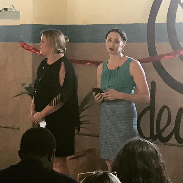 Attended the amazing grand opening of the new Deux Mains - REBUILD Globally factory in Port au Prince. •  Thanks to Rebuild Globally for including us in their special day.  @sarahadda27 @rebuildglobally @juliecolombino • • #runway2haiti19 #rippleeffect  #haiti #rebuildglobally #rebuild #deuxmains #support #fightingpoverty