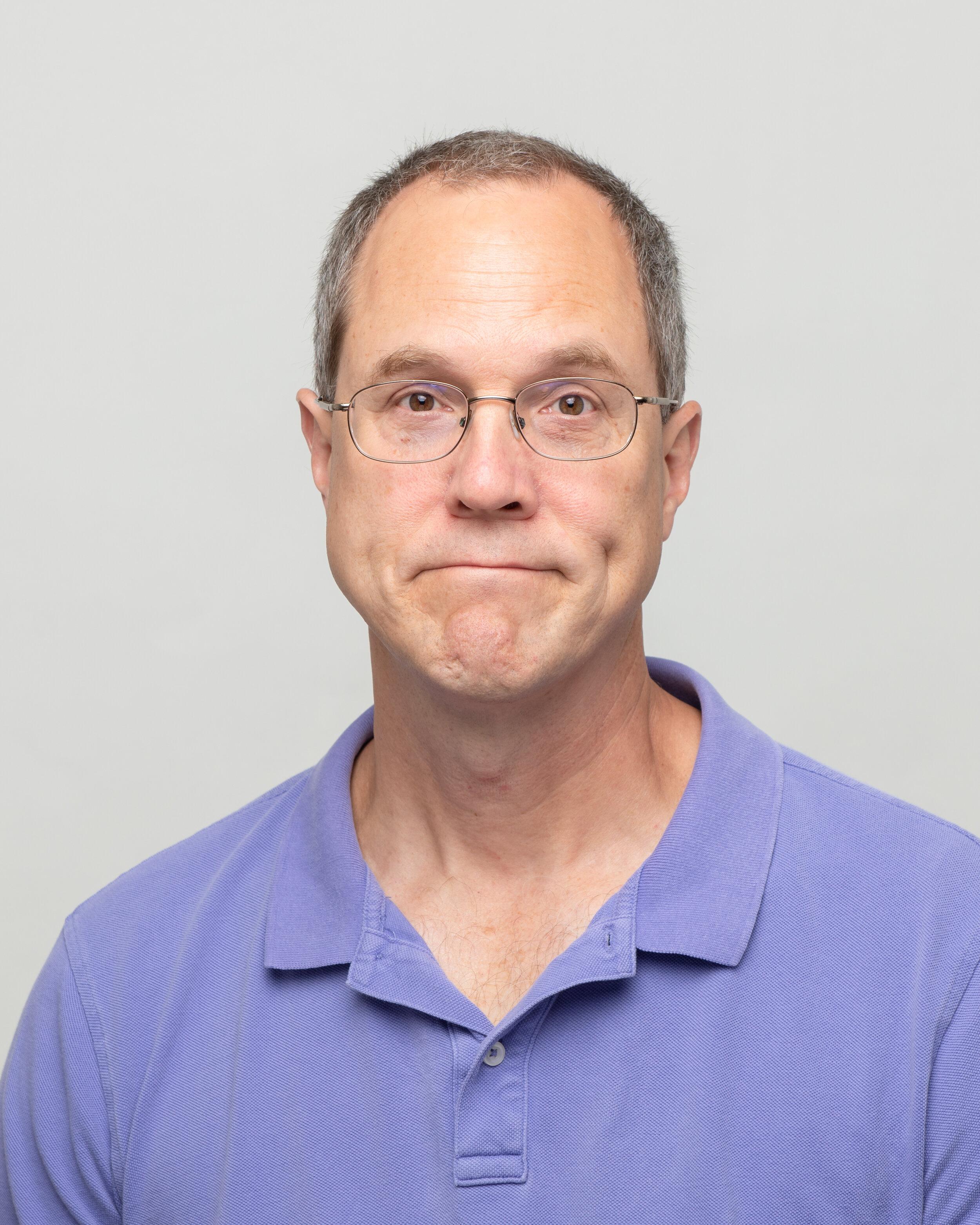 Dr. Joe Hoffert