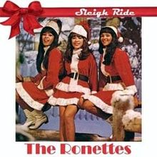 Ronettes — Sleigh Ride.jpg