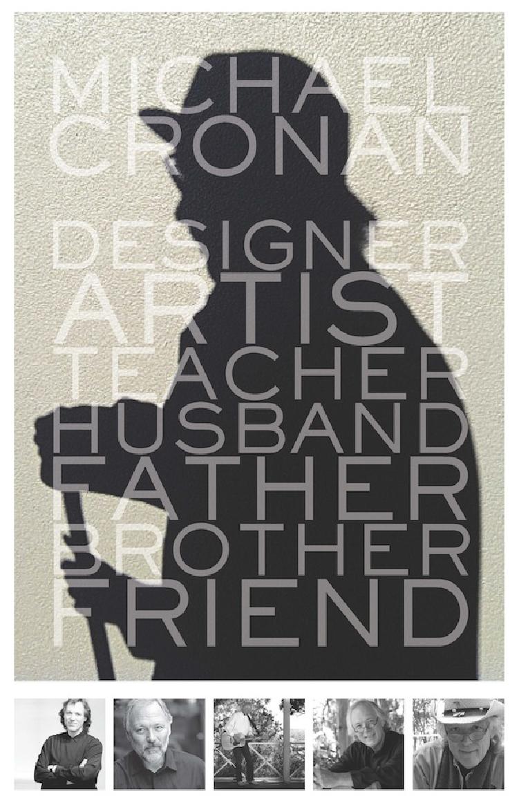 Poster design by Michael Vanderbyl