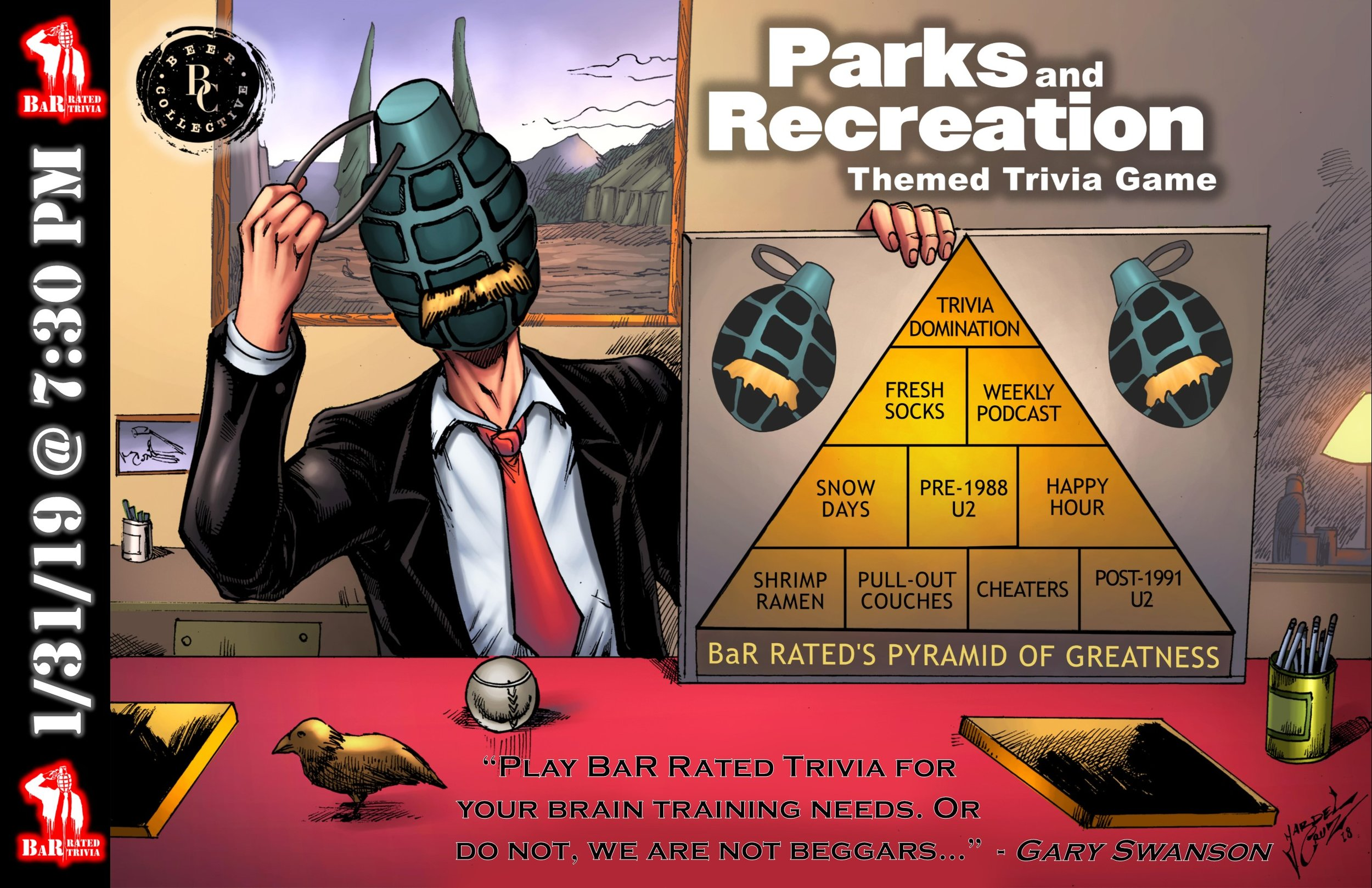 PARKS & REC Themed Game - 1-31-19 - The Beer Collective.jpg