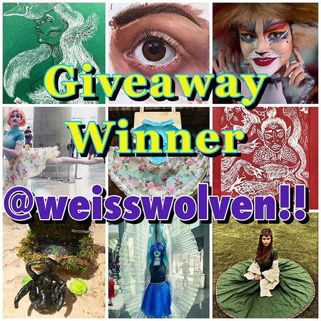 Huge congrats to the winner of my very first giveaway, @weisswolven !! She's an amazing artist, cosplayer, and just generally badass person! Be sure to check out her cosplay @weisswolvencosplay as well! Lookin forward to a very cool project, making a wand or ring for ya! * ** *** #centralcurios #wand #wands #wandmaking #wandmaker #wood #woodworking #woodworker #woodcarving #carving #exoticwood #harrypotter #handmade #giveaway #giveaways #contest #giveawaycontest