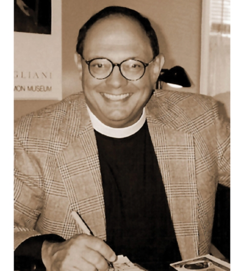 This article is dedicated to the memory of   Fr. Mike Siconolfi, S.J.