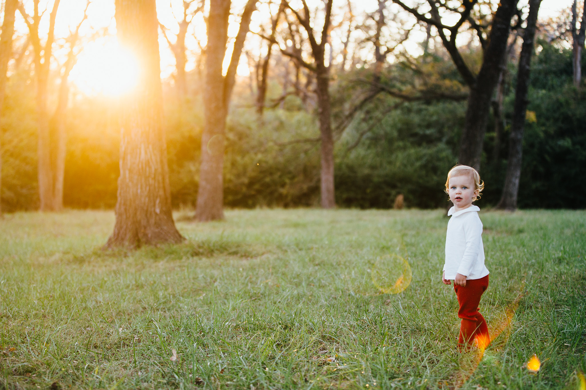 November 20: Somehow Miss Mary is two. Just love this photo.